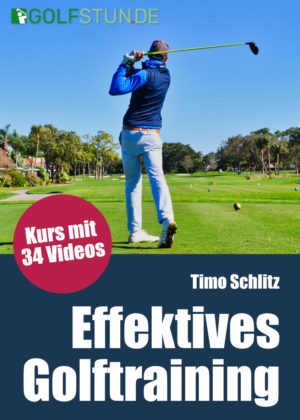 Effektives Golftraining (Online-Kurs)