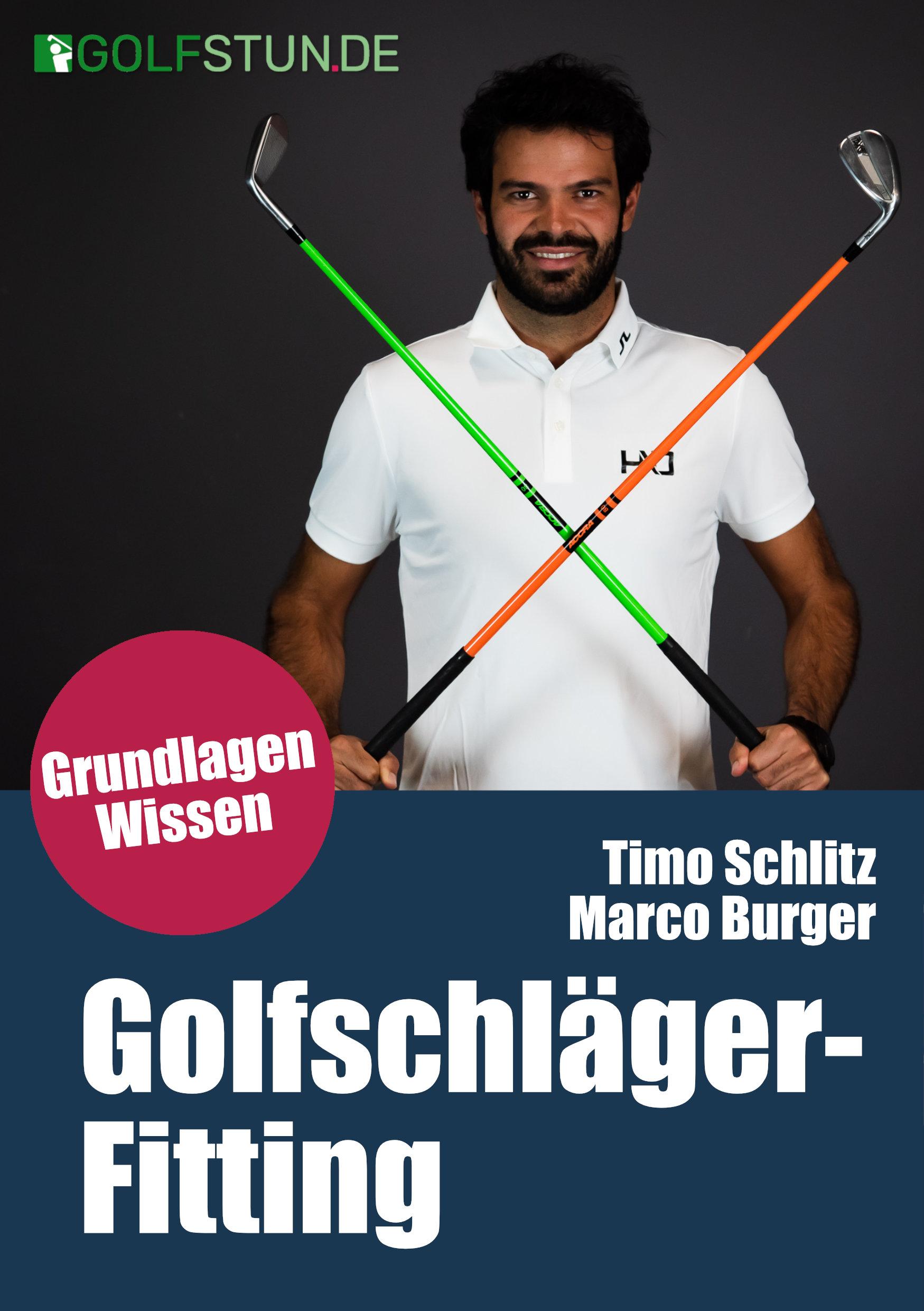 Golfschläger-Fitting