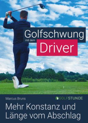 Golfschwung mit dem Driver – erscheint im April 2021