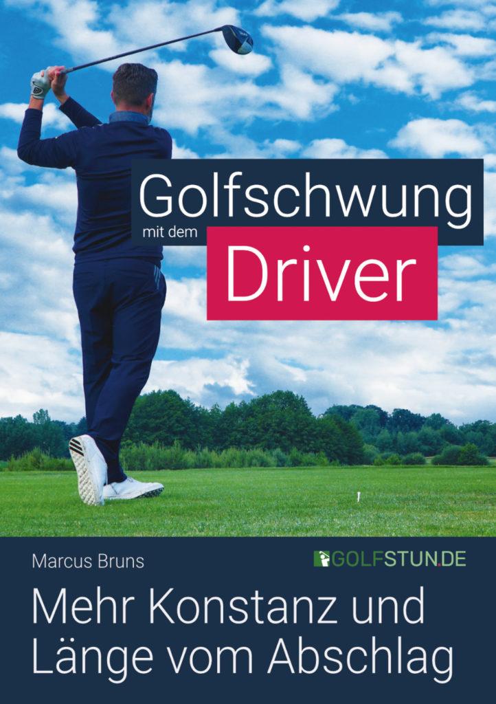 Golfschwung mit dem Driver
