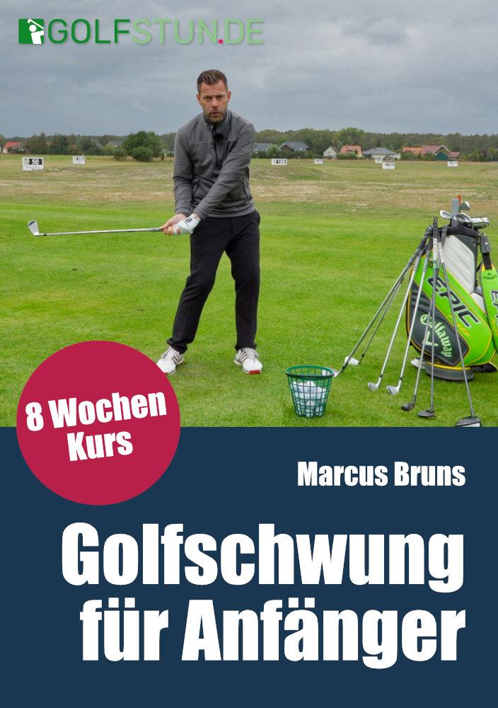 Golfschwung für Anfänger (Online-Kurs)
