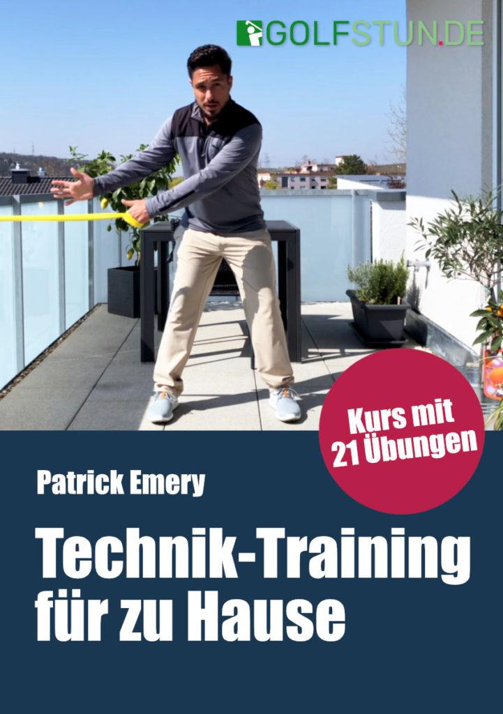 Technik-Training für zu Hause (Online-Kurs)