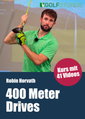 400 Meter Drives (Online Kurs)