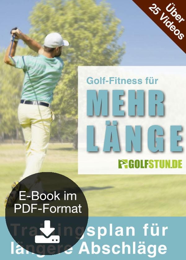 Golf-Fitness für mehr Länge (E-Book)