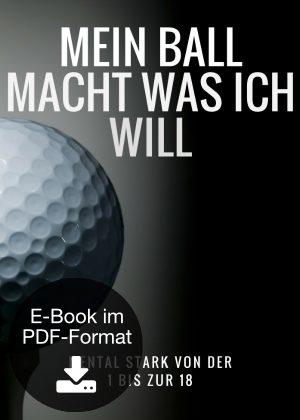 Mein Ball macht was ich will (E-Book)