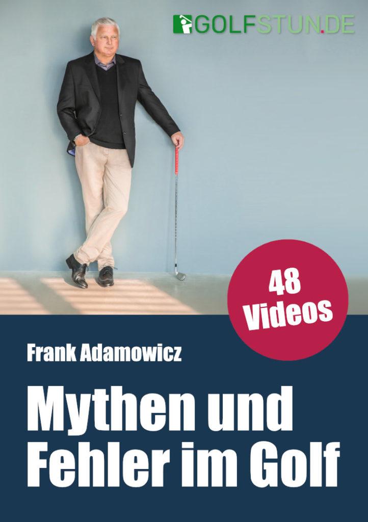 Mythen & Fehler im Golf (Online-Kurs)