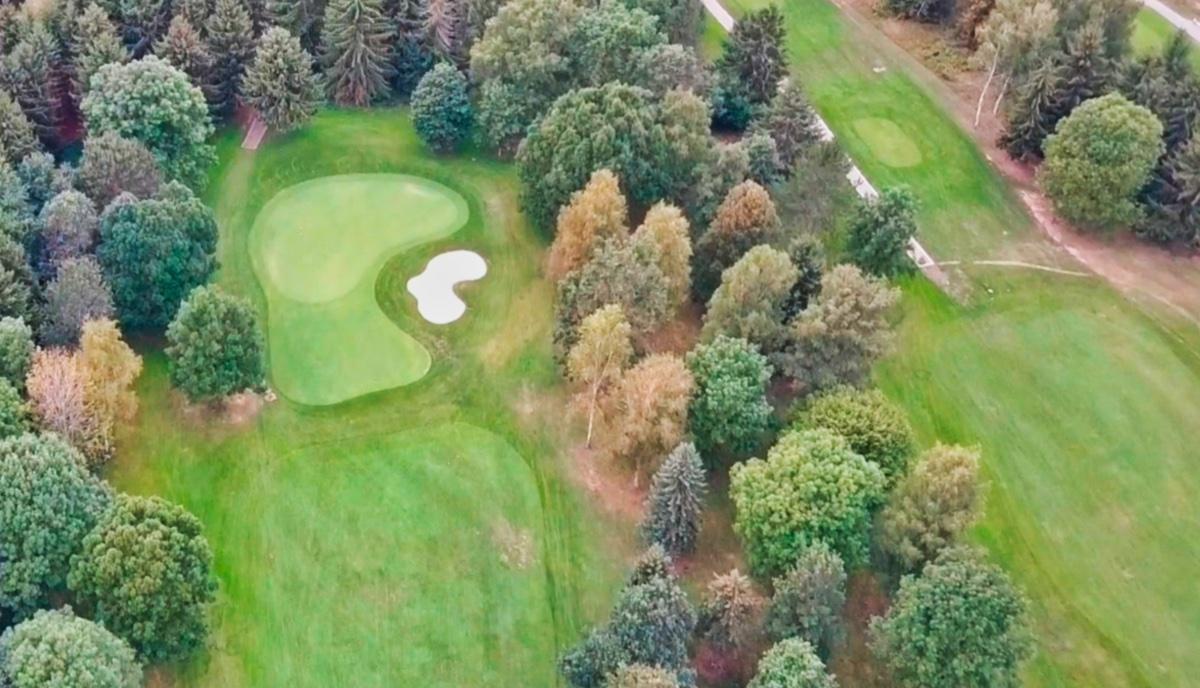 Golfplatz: Strategie und Taktik