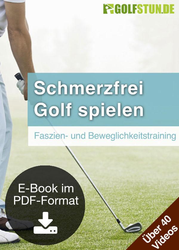 Schmerzfrei Golf spielen (E-Book)