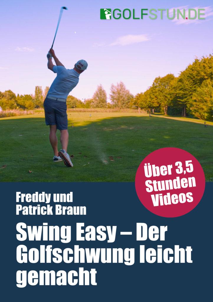 Swing Easy – Der Golfschwung leicht gemacht (Online-Kurs)