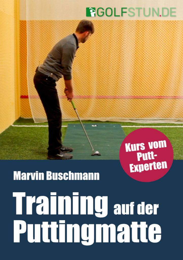 Training auf der Puttingmatte (Online-Kurs)